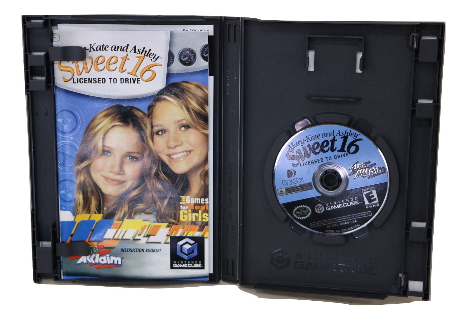Sweet 16 Mary-Kate and Ashley Nintendo GameCube Video Game - Used