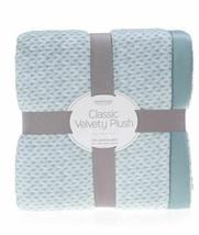Berkshire Classic Sage Velvety Plush King Blanket - $34.65