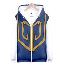 Hunter x Hunter Kurapika Anime Costume Zipper Hoodie Sweatshirt - $39.99