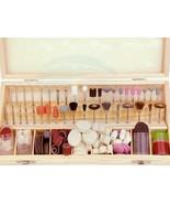 228 Pieces Dremel Rotary Tool Accessories Kit Polishing Shank Set Case - $24.36