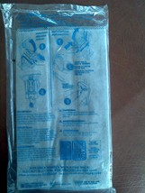 Genuine ORECK (75738-01) Disposable Type CC Filter System Bag Only ( one bag ) - $12.52