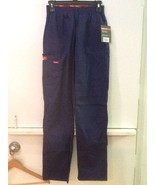 Dickies Women's 86106 EDS Signature Scrubs Missy-Fit Pull-On Cargo Navy ... - $17.95