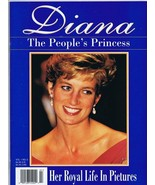 ORIGINAL Vintage 1997 Diana The People's Princess Magazine Life in Pictures - $18.49