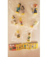 The Simpsons Mini Bobble 'n' Head series 3 Figure set of 8 - $69.99