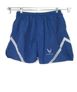 US Air Force Running Training Shorts Trunks Men Size XL Blue Gray Lined - $14.84