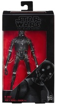 Star Wars K-2S0 Black Series Rogue One 6 Inch Action Figure - $17.95