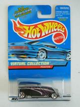 NEW MATTEL 1999 HOT WHEELS VIRTUAL COLLECTION PHAETON CAR UNOPENED - $6.79
