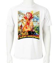 Flash Gordon Dri Fit Tshirt printed active wear retro 80s movie superhero tee image 2