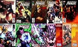 Mighty Avengers #27-36 (2007-2010) Marvel Comics - 10 Comics - $30.60