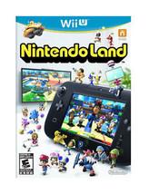 Nintendo Land (Nintendo Wii U, 2012) - $14.84
