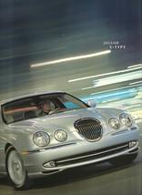 2002 Jaguar S-TYPE sales brochure catalog US 02 3.0 4.0 V8 - $12.00