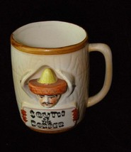 South Of The Border Ceramic Mug - $23.99