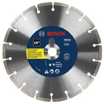 Bosch DB1041S 10-Inch Segmented Rim Diamond Blade - $30.53