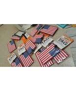 LOT OF 12 NEW Travelon United States of America / American Flag Luggage ... - $27.64