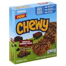 Chewy Chocolate Brownielicious Snack Bars - $7.81