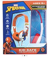 Spider Man Kid Safe Headphones for Toddlers (Small Headphones) Best for ... - $12.25