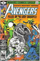 The Avengers Comic Book #191, Marvel Comics 1980 VERY FINE+ - $8.79