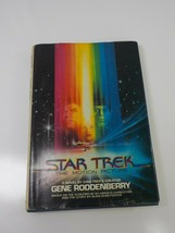 1979 Vintage Star Trek The Motion Picture Hardback Book by Gene Roddenberry - $42.46