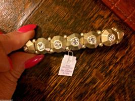 Lia Sophia AMPLIFY Stretch Bracelet, Retail Value: $76.00  New with Tags - $14.69