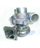 Turbocharger 6207-81-8210 for Komatsu Excavator PC200-5 with S6D95L Engine - $448.79