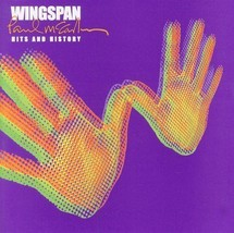 Wings  ( Wingspan History Best Of Greatest Hits ) - $2.25