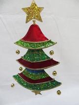 3 Tier Metal Christmas Tree Ornament - $5.89