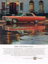 Vintage 1965 Magazine Ad Cadillac Exciting New Automobile Personality Of... - $5.93