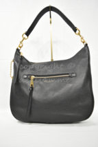 MARC By Marc Jacobs M00008895 Recruit Leather Hobo / Shoulder Bag in Black - $319.00