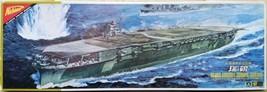Nichimo 1/500 scale Zuikaku Aircraft Carrier Model Kit U-5016 Motorised - $79.20