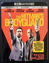 THE HITMAN'S BODYGUARD 4K UHD BLURAY✔☆SLIPCOVER✔☆MINT☆✔NO DIGITAL☆✔FREE ... - $14.28