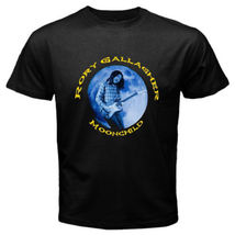 RORY GALLAGHER Guitar Hero Blues Rock Black T shirt Tees Size S-5XL - $19.99+