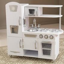 Kitchen Play Toy Set Kids Pretend Cooking Food Wooden Pcs Children Gift ... - $148.42