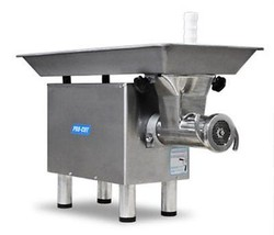 PRO CUT  #22 BUTCHER MEAT GRINDER 1HP 110 V 1 PH STAINLESS HEAD, RING & ... - $1,595.00