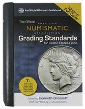 ANA Grading Standards for United States Coins, 7th Edition, Now in Full ... - $18.30