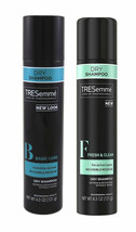 Twin Pack Of Tresemme Shampoo Dry ( Basic Care / Fresh & Cl EAN ) 4.3 Oz (121 G) - $19.42