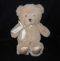 "10"" BABY GUND TAN / BROWN MY FIRST TEDDY BEAR STUFFED ANIMAL PLUSH TOY 4... - $18.70"