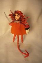 Vintage Inspired Spun Cotton, SheDevil  Halloween  254R image 2