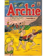 Archie Comics Comic Book #186, Archie 1968 GOOD+ - $4.25