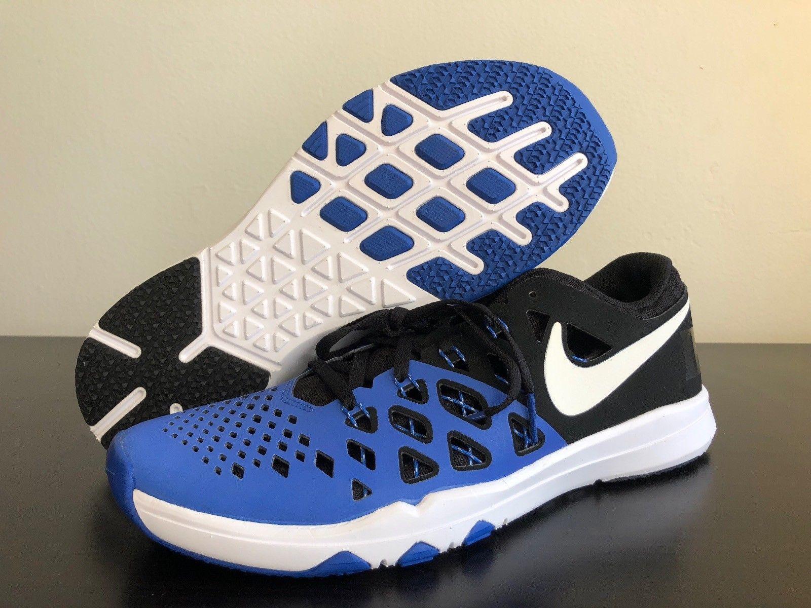 14123df22a645 S l1600. S l1600. Previous. Nike Train Speed 4 AMP 844102 410 Duke Blue  Devils 3M Reflect size ...