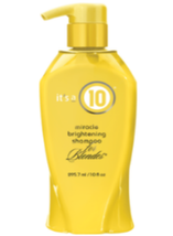Its A 10 Miracle Brightening Shampoo for Blondes, 10oz