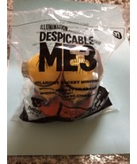 Despicable Me 3 #11 HILARIOUS HOCKEY MINIONS 2017 McDonalds Happy Meal T... - $14.05