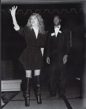 Dyan Cannon / Marcus Allen - professional celebrity photo 1988 - $6.85