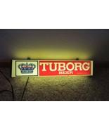 Original Tuborg Bier, Carling Gär Co Beleuchtete Funktionierendem Bier - $117.20