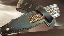 2 1/4 inch Master Weave Guitar Strap - $149.00