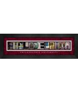 Philadelphia University Officially Licensed Framed Campus Letter Art - $39.95