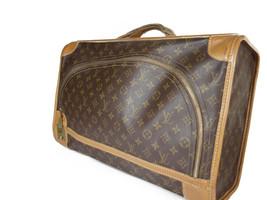 LOUIS VUITTON Vintage Monogram Canvas Leather Pullman Bag LT2677 - $600.00