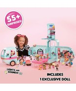 Lol surprise glamper van the first vehicle for your dolls and pets lol new - $285.01
