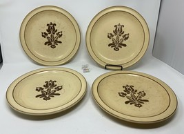 "Pfaltzgraff USA ""Village"" Set of 4 Dinner Plates - 10 3/8"" Diameter - Nice! - $21.99"