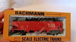 HO Scale Bachmann 41' 4 Bay Hopper, Louisville & Nashville, Red, #7921 BNOS - $22.28