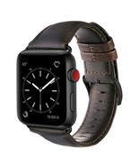 Vintage Genuine Leather Band 42mm for Apple Watch Series 3 Series 2 Seri... - $20.78